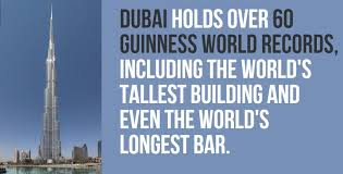 Dubai climbs to the 4th spot of the global destinations list