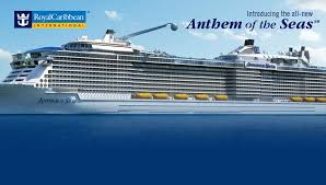 WHAT TO EXPECT ON-BOARD THE ANTHEM OF THE SEAS