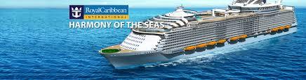 INTRODUCING HARMONY OF THE SEAS!!!
