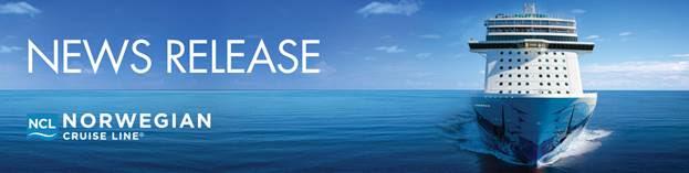 GLS CRUISES: NORWEGIAN CRUISE LINE NEWS RELEASE