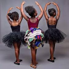 BLACK BALLET KIDS