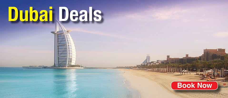 DUBAI SUMMER HOLIDAY PACKAGE FOR FAMILY AND COUPLES