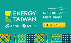 ENERGY TAIWAN 2019!! PROCUREMENT PLATFORM FOR RENEWABLE ENERGY