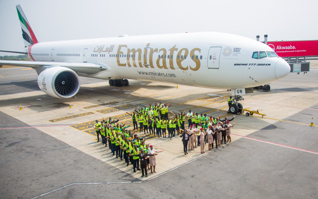 SUSPENSION OF EMIRATE FLIGHTS TO AND FROM NIGERIA FROM TODAY 18TH MARCH 2021!!