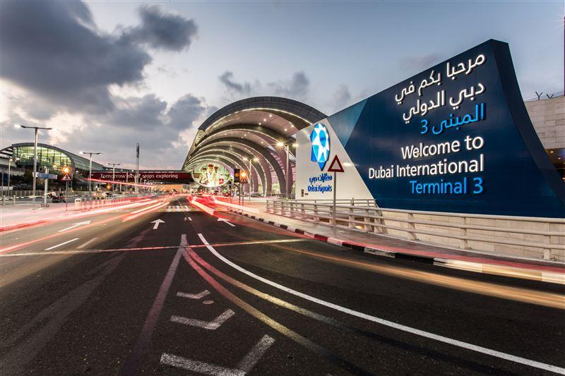 PROCEDURE FOR INTERNATIONAL TOURIST ARRIVING TO DUBAI OVERSEAS